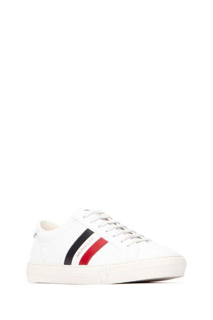 White leather New Monaco sneaker