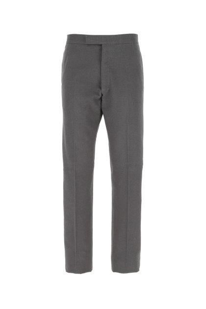 Graphite cotton blend pant