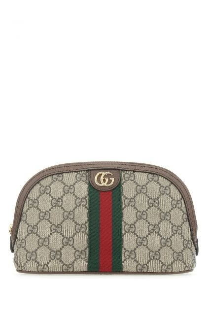 GG Supreme fabric Ophidia beauty case