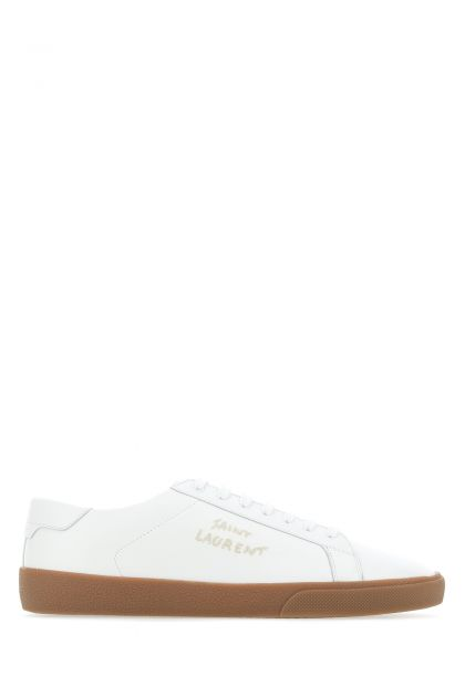 White leather Court Classic SL / 06 sneakers