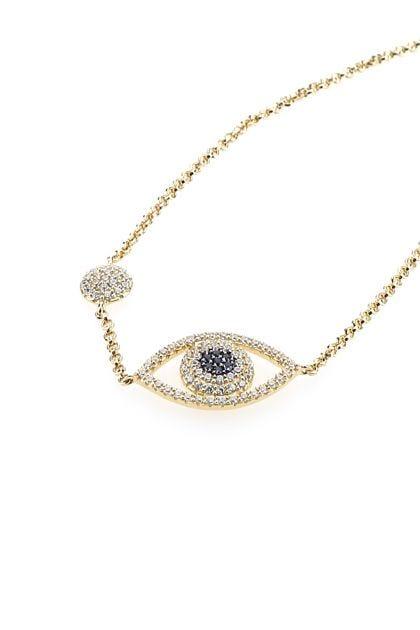 925 silver Lucky Eye bracelet