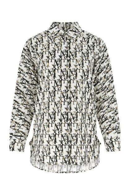 Printed cotton Magiaro shirt