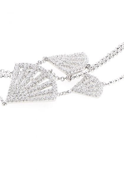 925 silver Flamenco bracelet