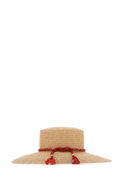 Straw Santa Fè hat