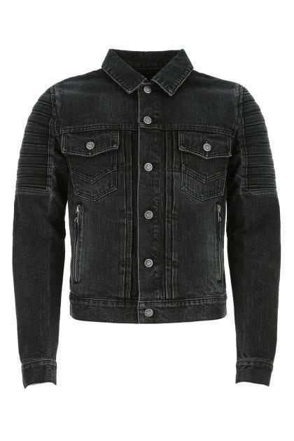 Slate denim jacket
