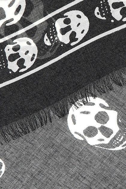 Printed modal blend foulard