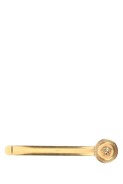 Gold metal clasp
