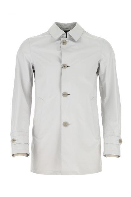 Chalk polyester overcoat