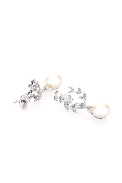 925 silver Eternalle earrings