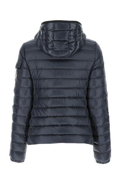 Midnight blue nylon Bady down jacket