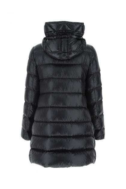 Black nylon Suyen down jacket