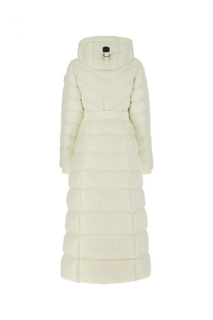 Ivory nylon Calina down jacket