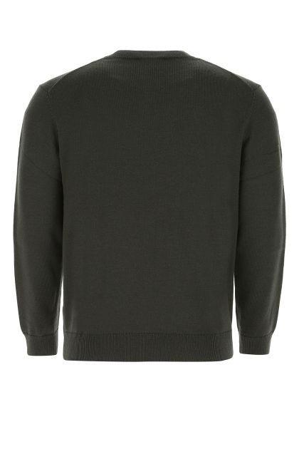 Charcoal wool sweater