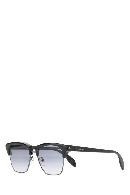 Black acetate Piercing sunglasses