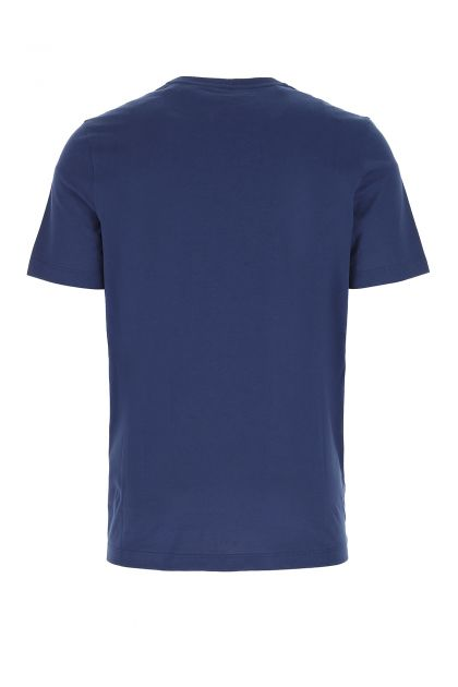 Blue cotton t-shirt