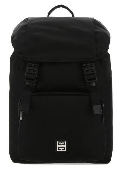 Black fabric 4G Light backpack
