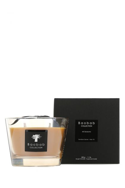 All Seasons - Zanzibar spices scented candle