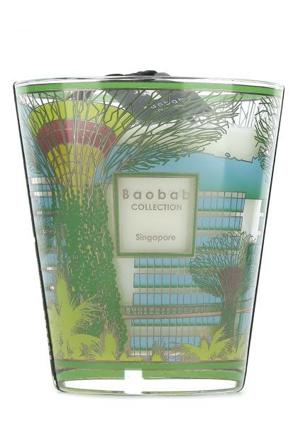 Cities - Singapore scented candle