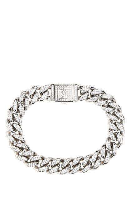 Cuban Pavè bracelet