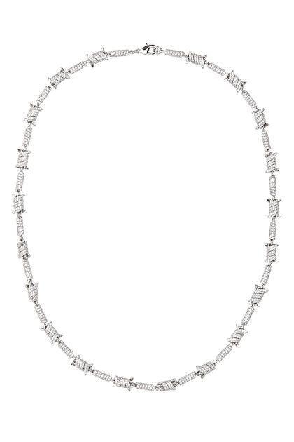 Barbed Wire Pavè bracelet