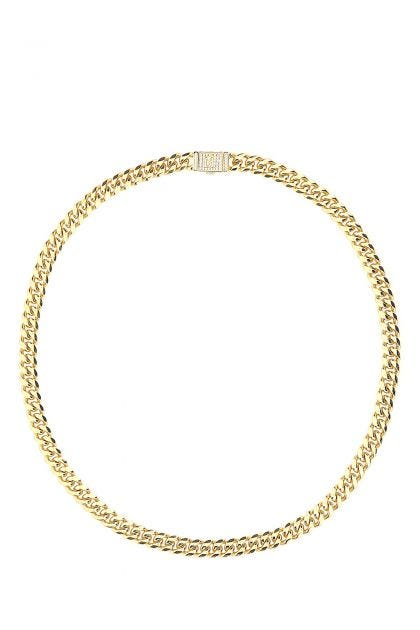 Rope Yellow necklace