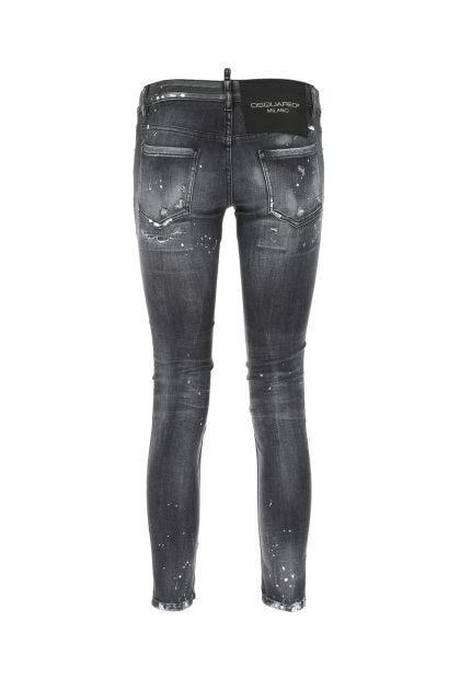 Black denim Jennifer jeans
