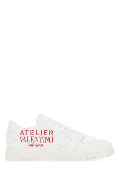 White leather Atelier Shoes 07 sneakers