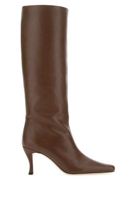 Brown leather Stevie 42 boots