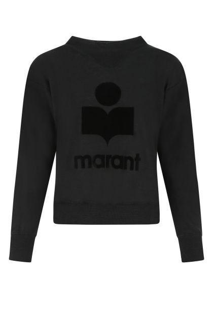 Slate linen Kilsen sweatshirt