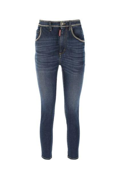 Stretch denim Twiggy jeans