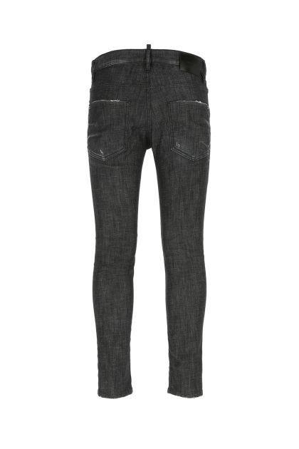Black denim Sweater Jean jeans
