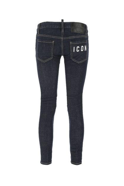 Blue denim Jennifer jeans