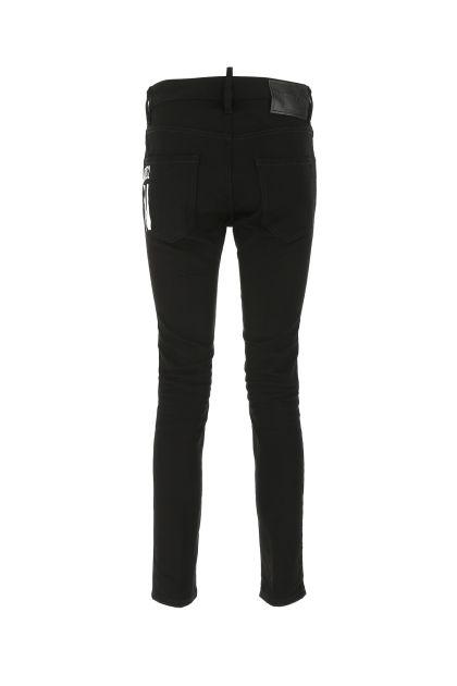 Black denim Cool Girl jeans
