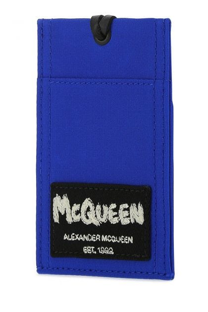 Two-tone polyester card holder