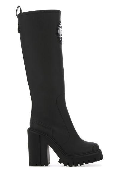 Black leather Trekking 90 boots
