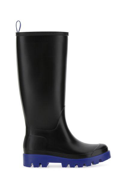 Black rubber Giove Boots