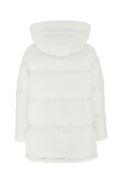White polyester Calliope down jacket
