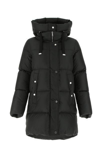 Black polyester Nairobi down jacket