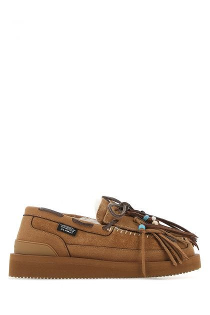 Camel leather Owm loafers