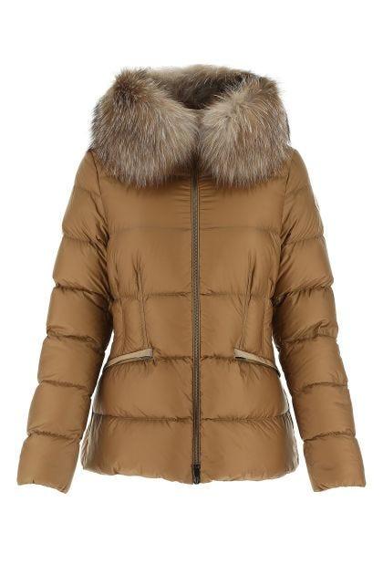 Biscuit nylon Boed down jacket