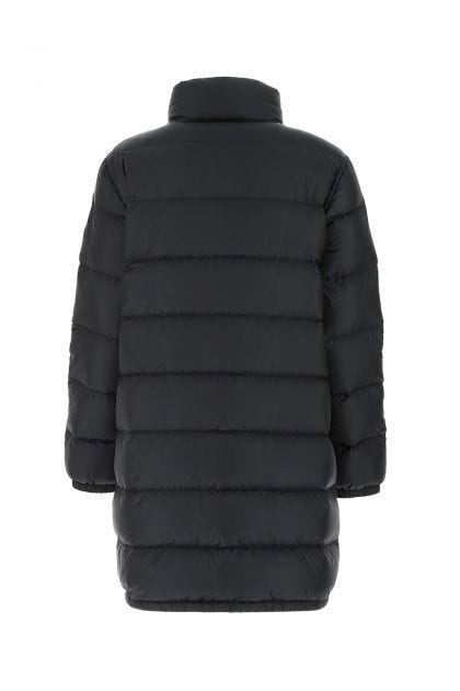 Black nylon Abricotier down jacket