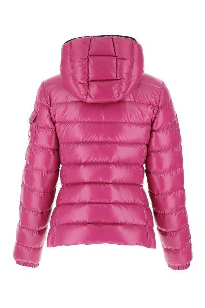 Fuchsia nylon Bady down jacket