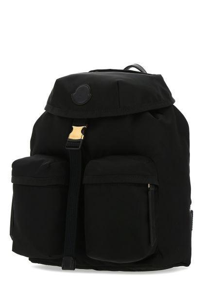 Black nylon large Dauphine backpack