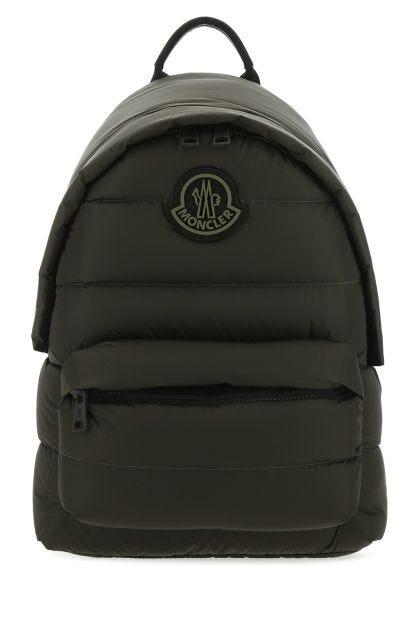 Mud nylon backpack