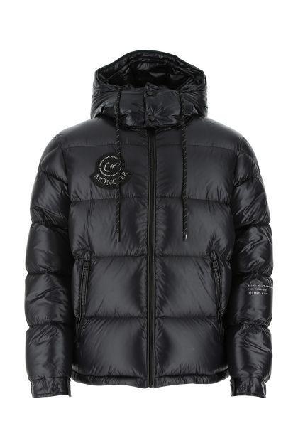 Black 7 Moncler Fragment Hiroshi Fujiwara down jacket