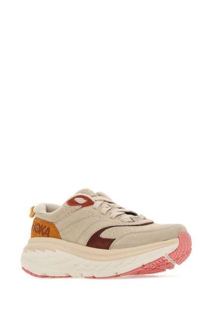 Multicolor leather Bondi L sneakers
