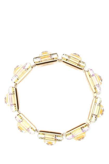 Gold metal Chroma bracelet