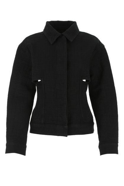 Slate cotton jacket