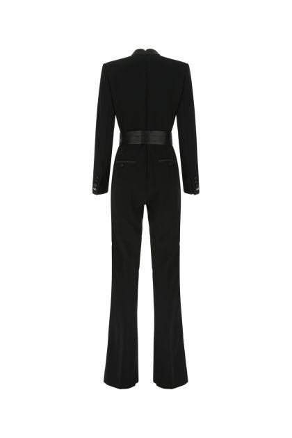 Black crepe Acanto jumpsuit