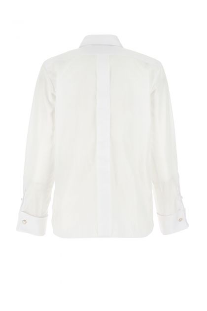 White popeline Osol shirt